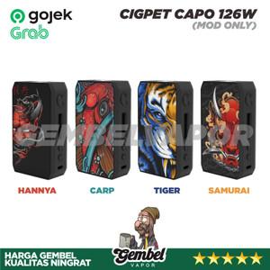 CIGPET CAPO 126W AUTHENTIC