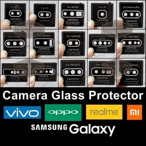 Oppo Samsung Vivo Xiaomi Redmi Realme iPhone Pelindung Camera ALL TYPE