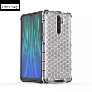 XIAOMI REDMI NOTE 8 / NOTE 8 PRO SOFT CASE RUGGED ARMOR HONEYCOMB