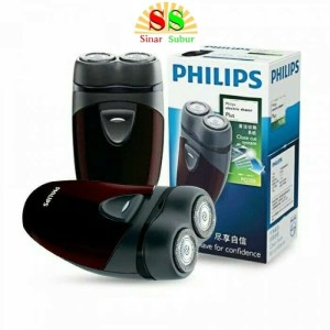 Philip PQ206 Electric Shaver | Pencukur Kumis Alat Cukur Kumis