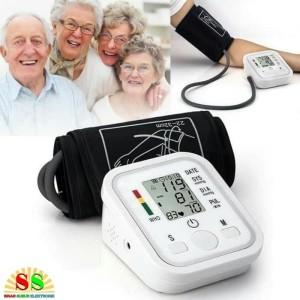 Tensi Meter B869 Digital Voice Pengukur Tekanan Darah Akurat