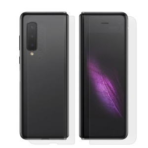 Premium Back & Screen Matte Guard Protector for Samsung Galaxy Fold