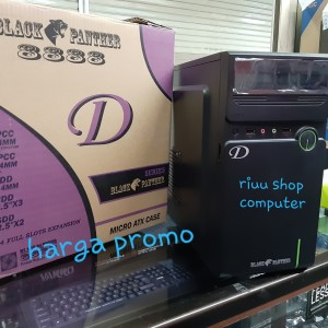 cpu pc rakitan core i5 / memori 4 gb / hdd 320 gb / office