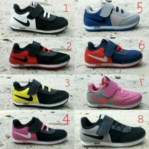 Sepatu Anak Nike Sepatu Anak Sekolah Sepatu Kets Tokopedia