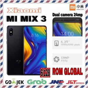 Xiaomi Mi Mix 3 Mimix 3 128gb Ram 8gb New Bnib Ori Tokopedia