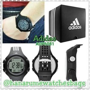 Jual Jam Tangan Adidas ADP6081 Digital Analog Watch Black Polyurethane ORI 0b679d2565