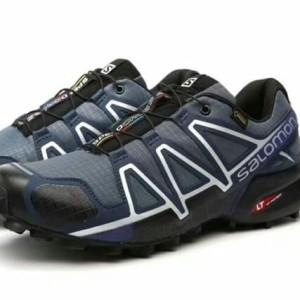 Jual sepatu SALOMON original BNIB gunung joging olahraga running sport pria eee05d45de