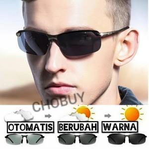 Jual Original Kacamata Siang   malam Photocromic Polarized Sports Sunglass c914cd536f