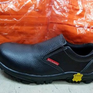 Safety Shoes Slop Tokopedia