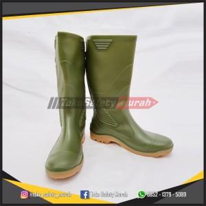 Jual Sepatu Boot AP Terra Eco 3   Eco3 Hijau Karet Tinggi Panjang ORIGINAL 91249e9f42