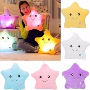 Jual Boneka Bintang LED Lampu Star Light Boneka Bantal Import Lucu ae57c13e1e