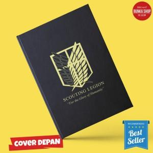 Note Book SNK logo