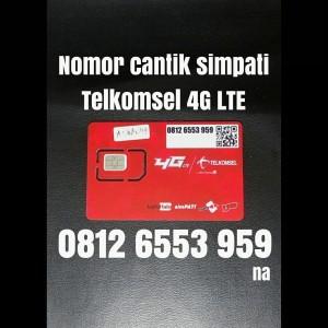 Jual Nomor cantik simpati Telkomsel 4G nomer kartu perdana 11 digit 3959