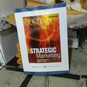 strategic marketing 10th tenth edition david w cravens 10