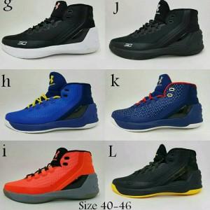 Sepatu Olahraga Basket Sepatu Underramour Tokopedia