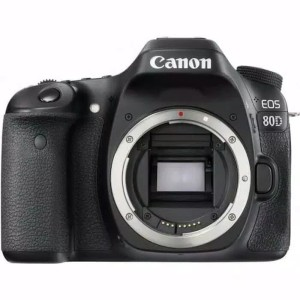 CANON 80D EOS BODY ONLY