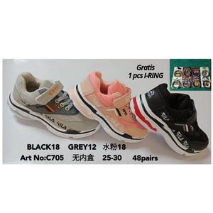 Sepatu Anak Cowok Import Fila Sepatu Anak Perempuan Import Led Tokopedia