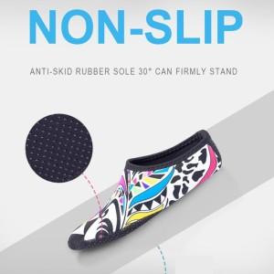 Non Slip Sport Socks For Snorkeling Yoga Swimming Tokopedia