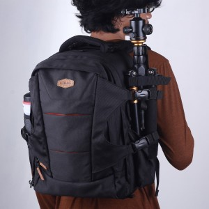 tas kamera dan laptop 15 inch - eibag thunder
