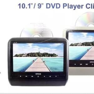 Headrest Clip On DVD 9 Inch ORCA HM9888 Orca HM-9888