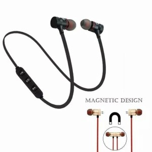 HEADSET BLUETOOTH MAGNET / HANDSFREE / EARPHONE / HEDSET / STEREO