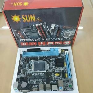 Mainboard Sun bio / qwerty h61 madein taiwan