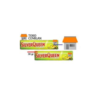 Silver Queen - Green Tea - 30gr