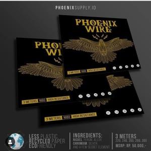 Phoenix Wire 91% Nickle 22 24 26 28 30 Awg - Kawat Vape Coil Vape coil