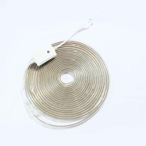 Lampu Led Selang Strip Roll Flexible Fleksible Smd 5050 Ac 220 V Outdoor Waterproof Hiasan Kolong Etalase Plafon Rumah Pohon Toko Harga 1 Meter Tokopedia