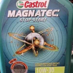 castrol magnatec 10w-30 start stop