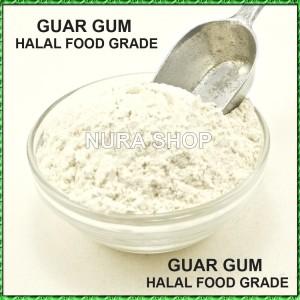 Guar Gum Bahan Membuat Barel O Slime Tokopedia