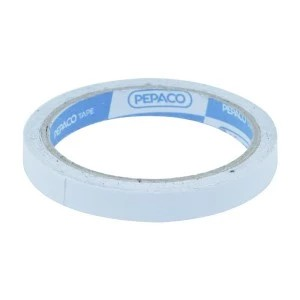 PEPACO, DOUBLE SIDED TAPE, 12 MM X 10 YARD, 1 ROLL