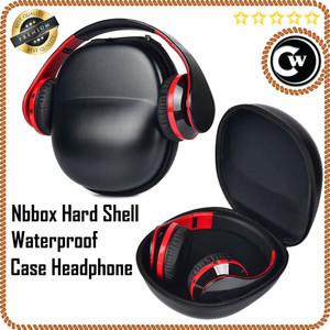 Case Headphone Pouch Dompet Tas Earphone HeadSet Nbbox