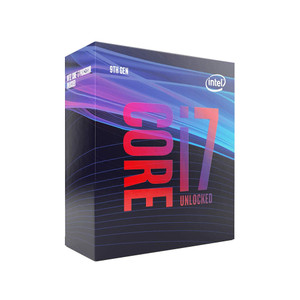 Intel Core i7-9700K Desktop Processor 8 Cores up to 4.9 GHz