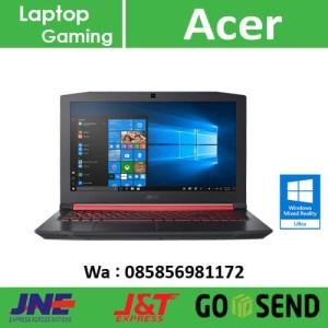 Acer Predator Nitro 5 -I5-8300H-4GB DDR4-NVIDIA GTX1050 4GB