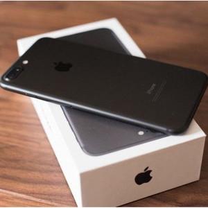 APPLE IPHONE 7 PLUS 128GB BLACK MATTE GARANSI TOKO 1 TAHUN