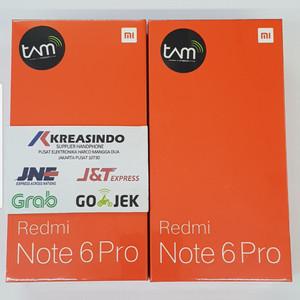 Xiaomi Redmi 6 Pro Ram 4gb 64gb Tokopedia