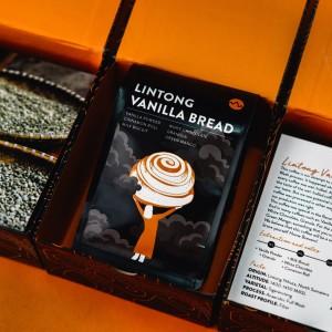 Lintong Vanilla Bread 200 gr roasted beans specialty coffee biji kopi