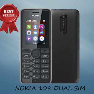 Nokia 108 Dual Sim Tokopedia