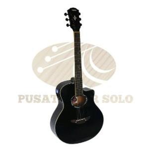 Gitar Akustik Apx Free Ongkir Bayak Bonusnya Tokopedia