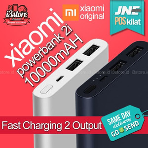 Xiaomi PowerBank 10000mAH/ Power Bank MI Pro 2 10000 mAH FAST CHARGING