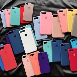 Premium Silicone Case Iphone 6 6S 6+ 6S+ 7 8 7+ 8+ X XS XR XS MAX