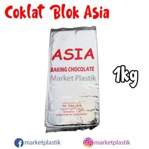 Coklat Blok Asia/Coklat Blok/coklat Batangan