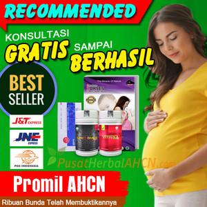 Paket Penyubur Pria & Wanita Penunjang Kehamilan - Paket Herbal AHCN