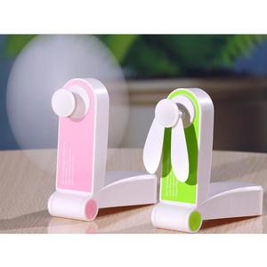 Kipas Angin Pocket Mini Portable Mini Hand Fan Recharger !!