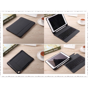 Apple iPad Pro 9.7 Air 1 2 Smart Keyboard Case with Bluetooth