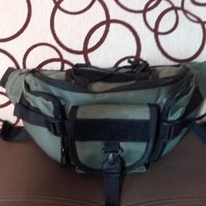 Tas Pinggang Selmpang Pria Wanita Shoulderbag Waistbag Tactical T008 Army Harga Diskon Tokopedia