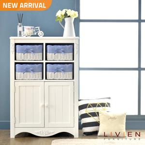 Lemari Rotan / Lisa Cabinet