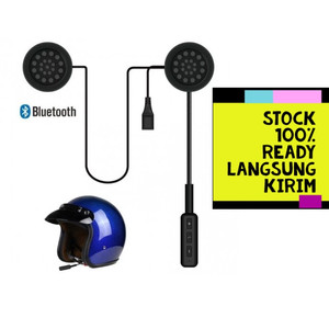 Headset Bluetooth Helm Cocok Buat Touring Motor - MH01
