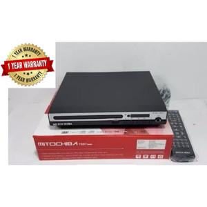 dvd player usb mito 7557 murah (bisa baca kaset bajakan dan original)